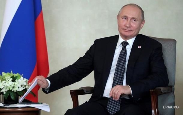 Чинна влада України не може вирішити проблему Донбасу - Путін