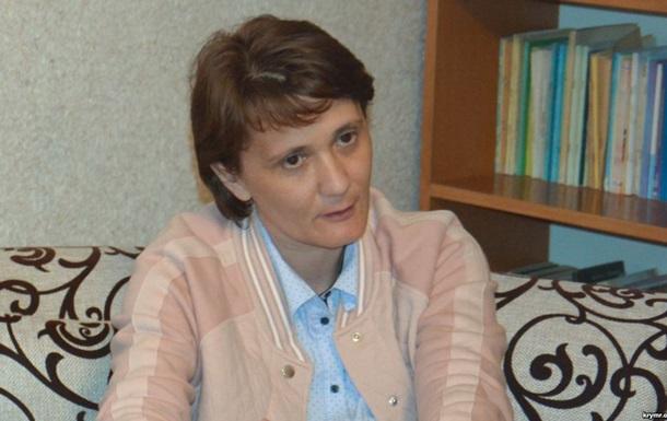 У Криму ФСБ затримало кримськотатарську активістку