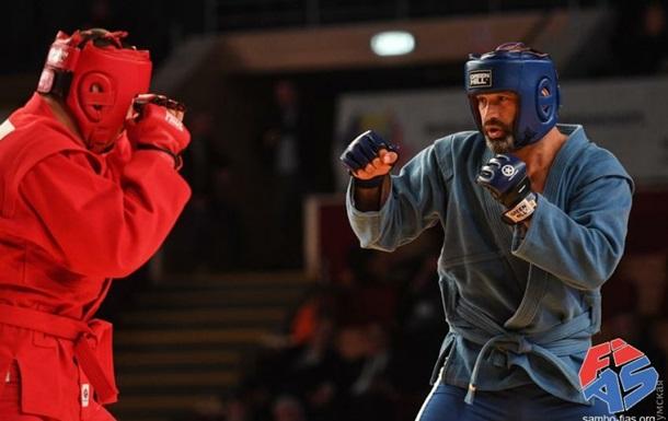 Одеський коп став чемпіоном світу з бойового самбо