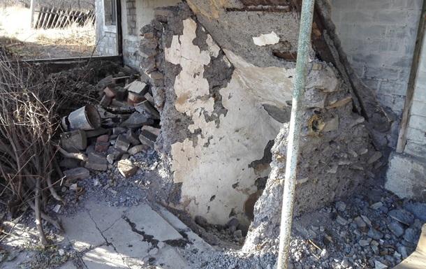 В Луганской области обстреляли хутор с мирными жителями