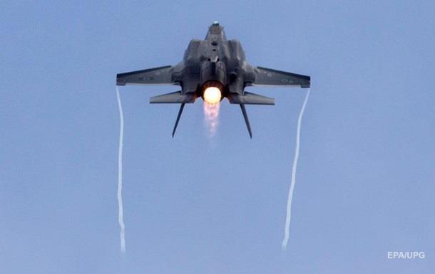 Великобританія купить 17 американських винищувачів F-35