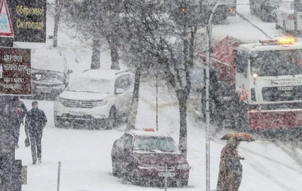 1000 ДТП за сутки: внезапно пришла зима