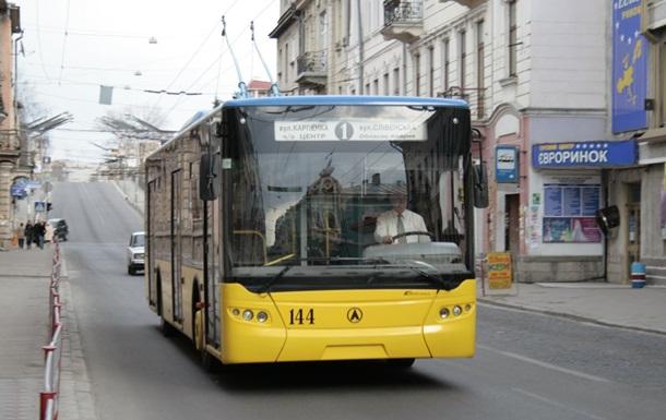 У Тернополі на гривню подорожчає проїзд у транспорті