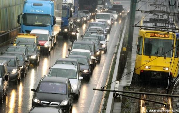 Рух дизельних автомобілів обмежать ще у двох містах Німеччини