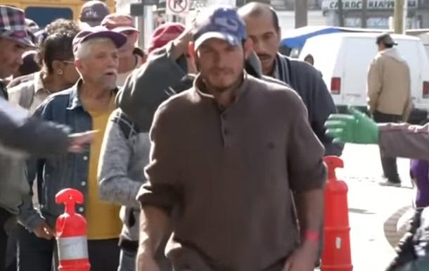 Караван мигрантов добрался до границы США