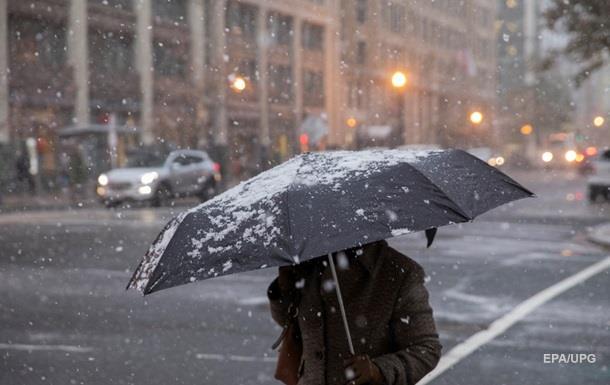 На США обрушился снежный шторм, есть жертвы