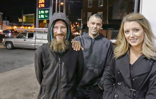 Афера года. Как в США бездомному деньги собирали