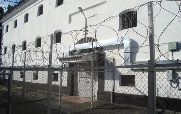 В Кривом Роге неизвестные  брали штурмом  тюрьму