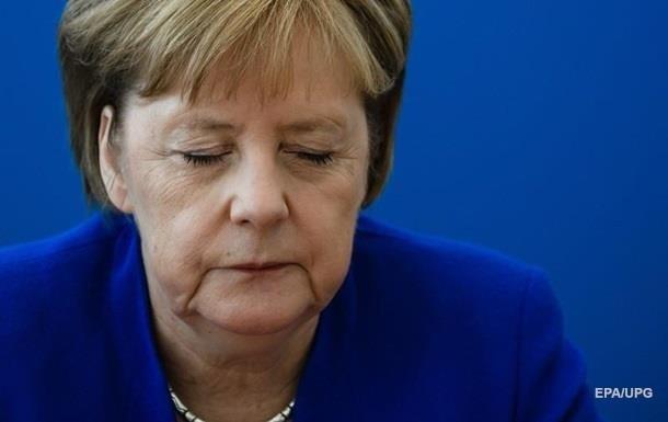 У німецькому Хемніці відбулася демонстрація за відставку Меркель
