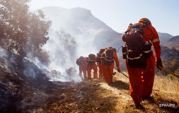 Пожежа в Каліфорнії: понад 1000 зниклих безвісти