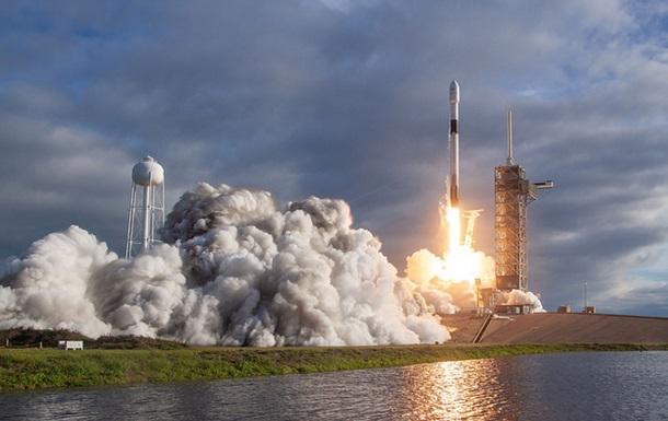 SpaceX не будет обновлять вторую ступень Falcon-9