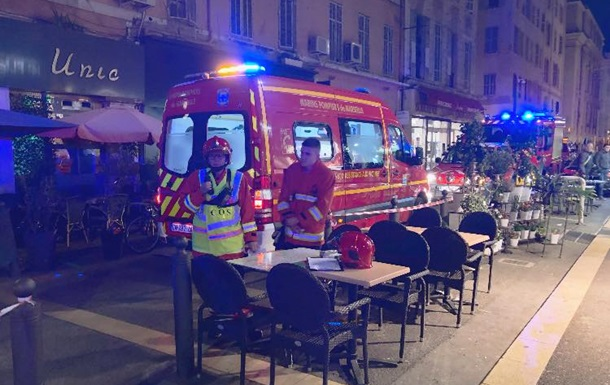 Во Франции женщина облила кислотой посетителей кафе