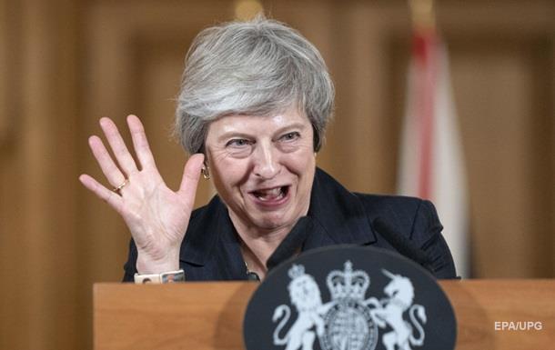 Мэй: План по Brexit − наилучший для Великобритании