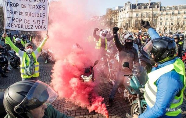 Протести у Франції: постраждали понад 220 осіб
