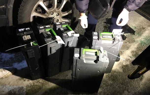 Затримано одного грабіжника інкасаторів в Ірпені