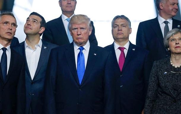 Фактор США, ЕС и Польши для венгерско-украинских отношений