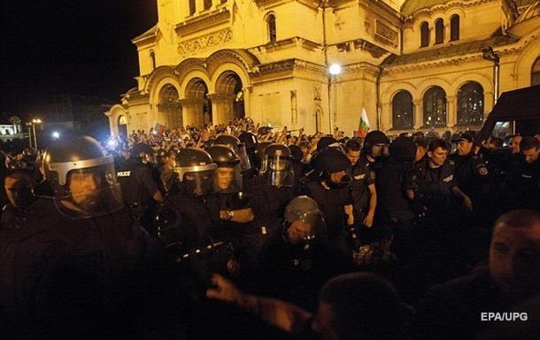 В Болгарии прошли митинги из-за высокого прожиточного минимума