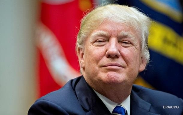 Трамп оцінив свою роботу на посаді президента