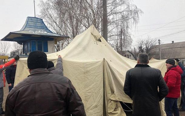 Жителі Сміли погрожують перекрити дороги на Київ - ЗМІ