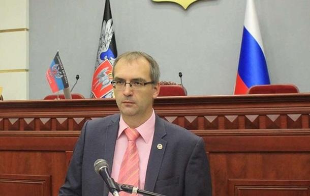 Парламент ДНР  возглавил бывший нардеп от Компартии Украины