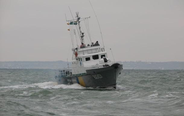 В Черном море спасли экипаж терпящего бедствие судна