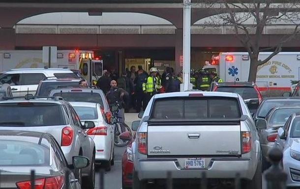 В больнице Чикаго произошла стрельба, есть жертвы