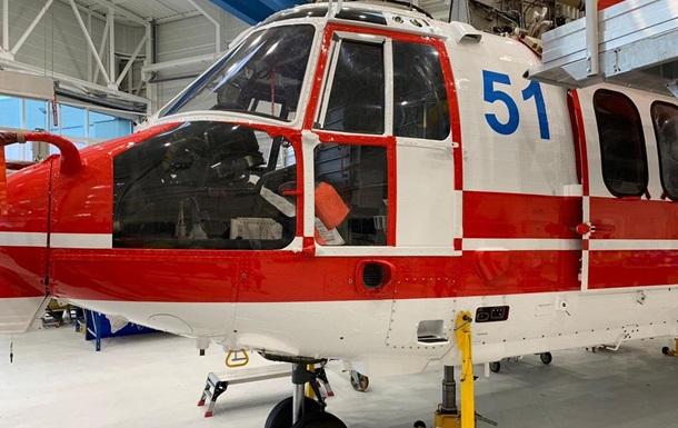 Аваков показал вертолеты, которые производят во Франции для Украины