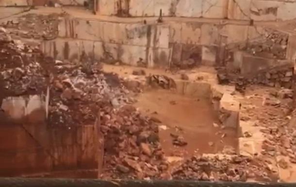 У Португалії обвалилася дорога, є загиблі