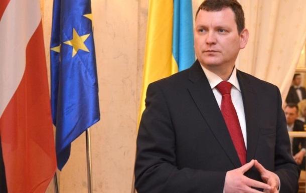 Посол Латвии Юрис Пойканс: Инвесторы в Украину не пойдут.