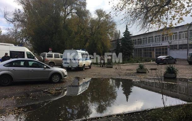 В Керчи эвакуировали колледж, где произошла бойня