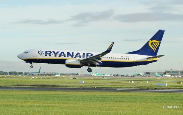 Ryanair запустить з Києва п ять нових рейсів