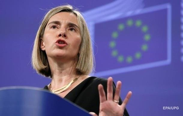 ЄС не буде створювати власну армію - Федеріка Могеріні