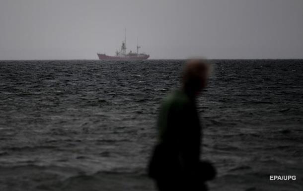 Держрибагентство пояснило, яке судно затримано в Азовському морі