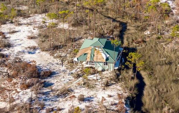 Ураган зрушив будинок у США на 360 метрів