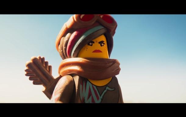 Лего. Фильм-2: видео