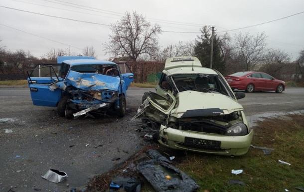 В Запорожской области в ДТП погибли две женщины
