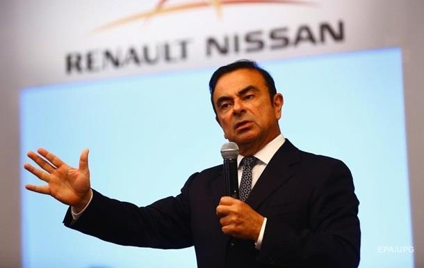 Екс-глава Nissan і Renault планував злиття компаній перед арештом