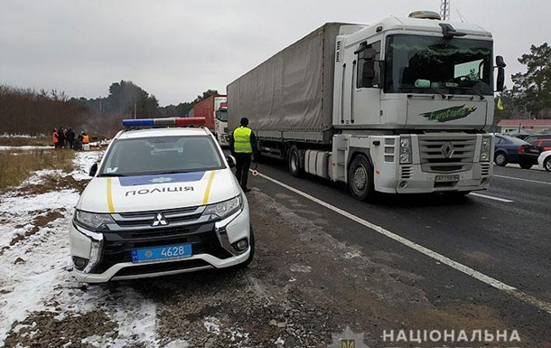 Євробляхери  розблокували рух через прикордонний пункт з Білоруссю