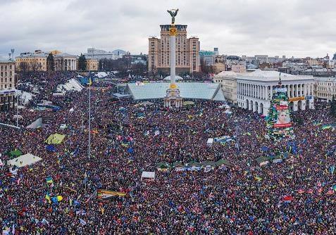 Годовщина Майдана: каждый выбирает для себя