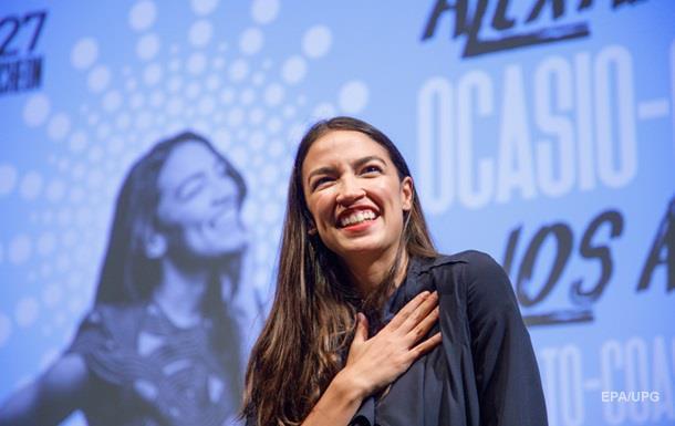 Из бара в Конгресс. США сходит с ума от 29-летней демократки