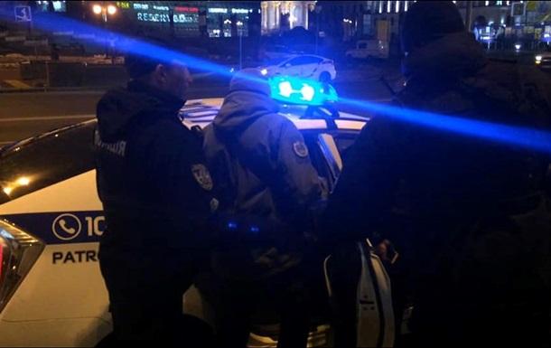 На Майдані відбулися сутички з поліцією