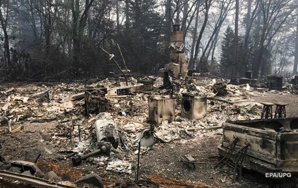 В Калифорнии провалили оповещение жителей о пожаре − СМИ