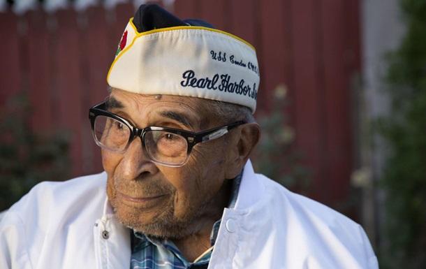 У США помер найстаріший ветеран, який вижив після атаки на Перл-Харбор