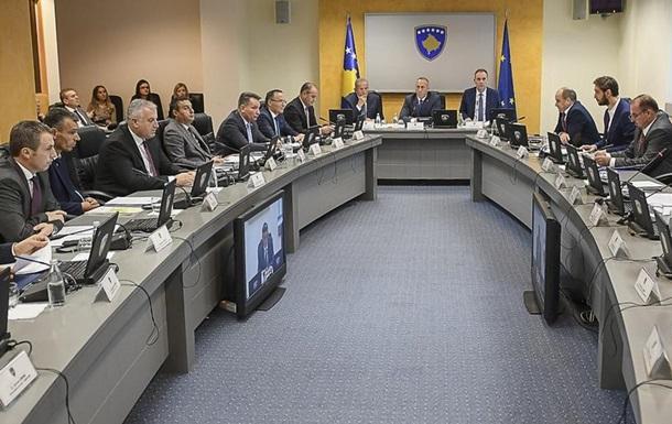 Косово запровадило 100-відсоткове мито на сербські товари