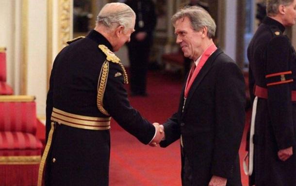 «Доктор Хаус» стал кавалером ордена английской империи