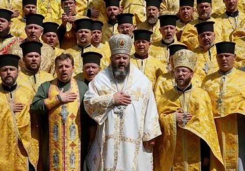 Священники Московского патриархата: агентура ФСБ в Украине