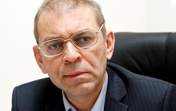Пашинский пожаловался, что  евробляхеры  похитили его жену - СМИ