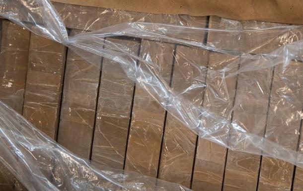 У Колумбії вилучили понад тонну кокаїну