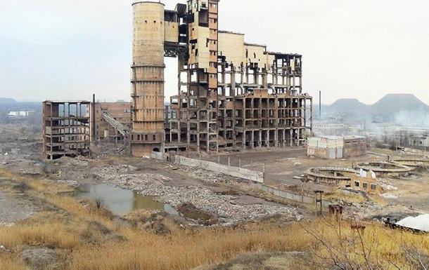 Как Донбасс погибает от «адской» воды