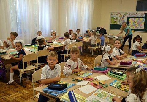 Новая украинская школа: почему до сих пор нет ни парт, ни учебников?